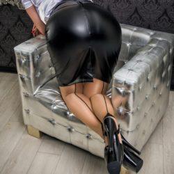 Bizarrmassage München Lady Nadine SIXX